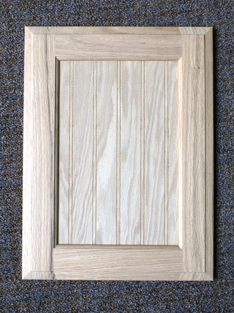 Square Beadboard Panel Door. Westmoreland Cabinet Inc Services